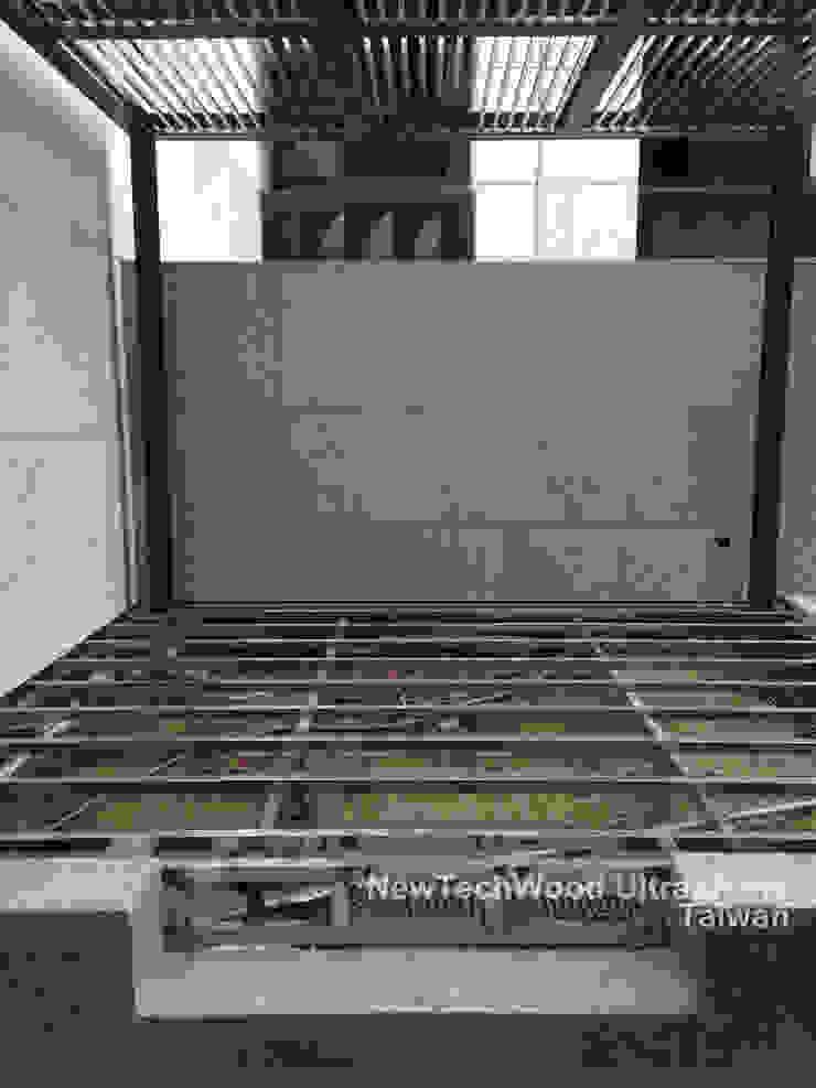 吉美一品花園-地板工程 根據 新綠境實業有限公司 簡約風 金屬