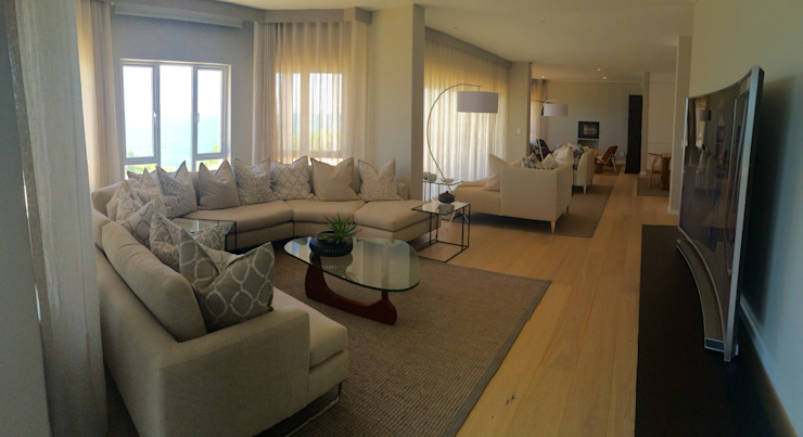 St Francis: modern  by ByDezign Interiors, Modern
