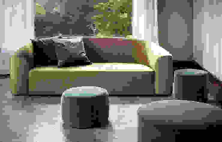 Moderne Wohnzimmer von Studio Maiden Modern