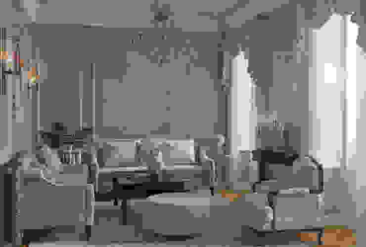 View 1 Glancing EYE - Asesoramiento y decoración en diseños 3D Classic style living room