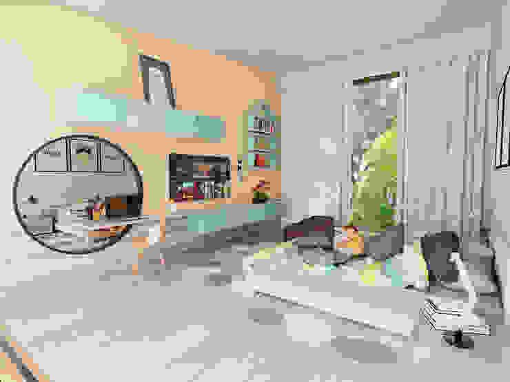 Kinderzimmer von emARTquitectura