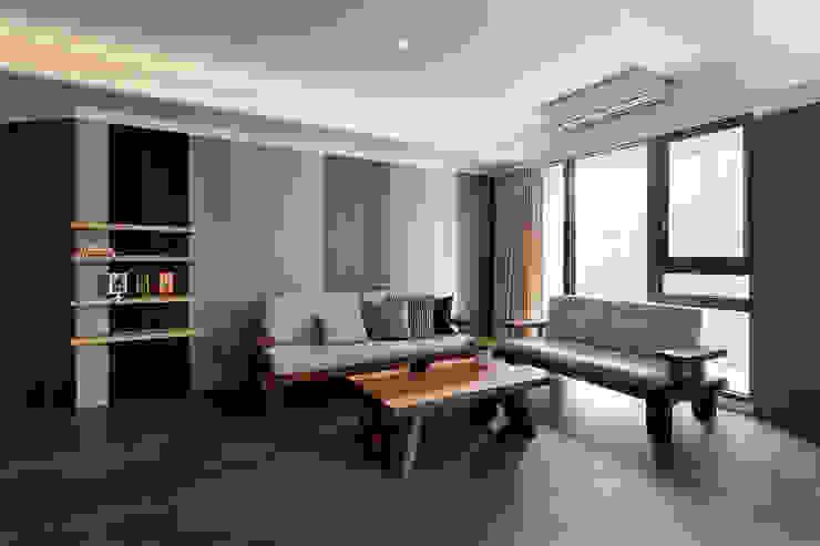 島谷 禾光室內裝修設計 ─ Her Guang Design 客廳