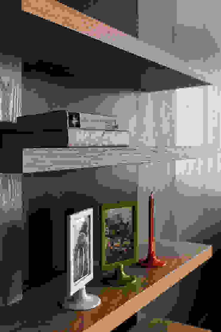 Dinding & Lantai Gaya Rustic Oleh 禾光室內裝修設計 ─ Her Guang Design Rustic