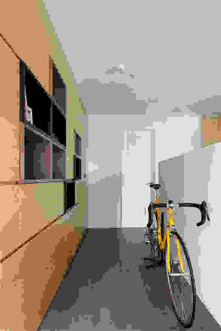 Koridor & Tangga Gaya Rustic Oleh 禾光室內裝修設計 ─ Her Guang Design Rustic