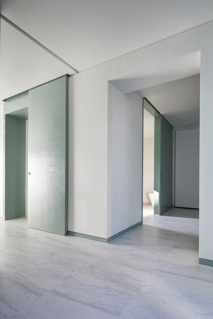 Modern style doors by 'Snow AIDe Modern