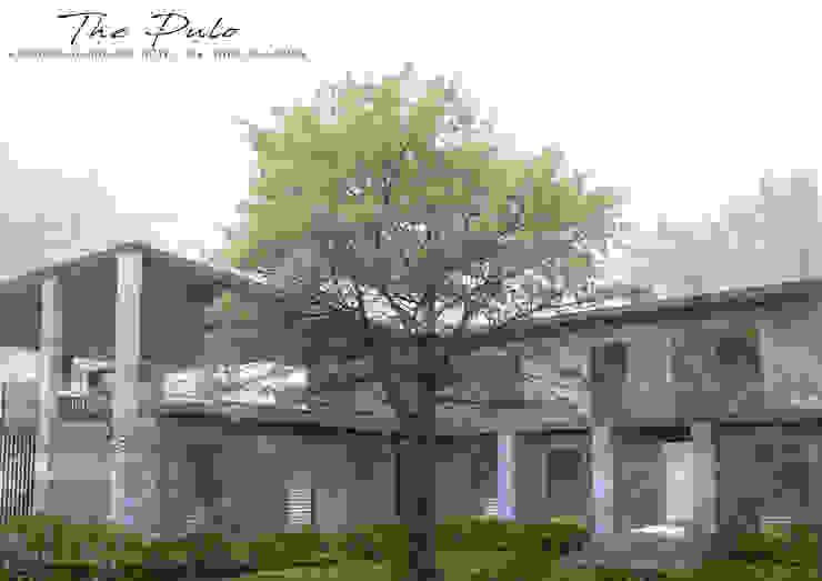 Exterior Perspective: modern  by Lifestorey Studio, Modern