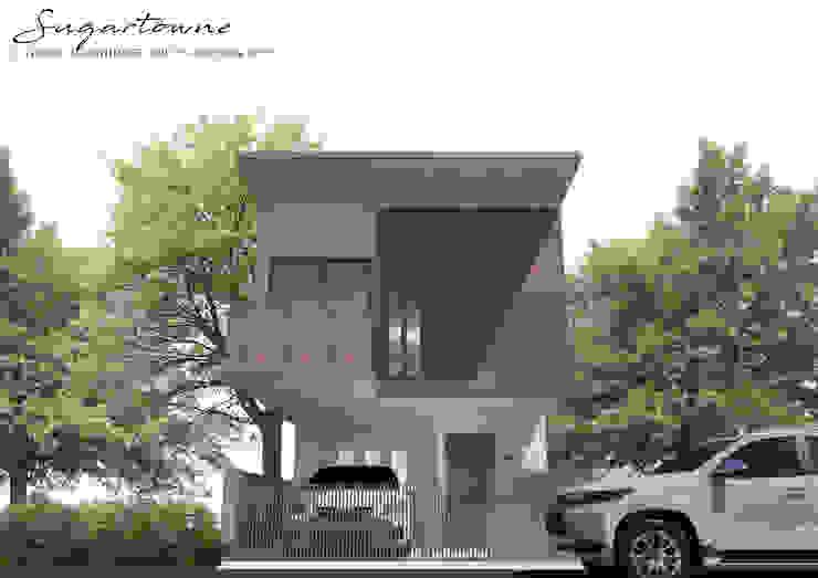 Exterior Perspective by Lifestorey Studio