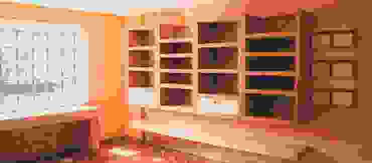 Mono Studio Multimedia roomFurniture Wood-Plastic Composite Wood effect