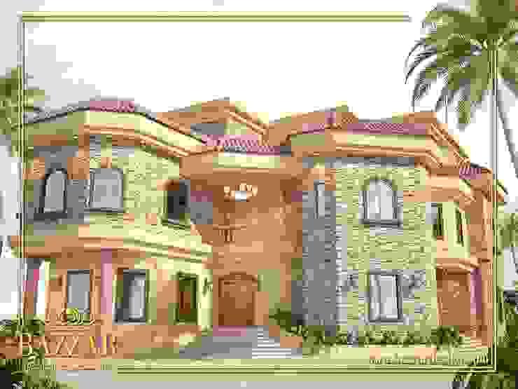 تصاميم معمارية من Bazzar Design