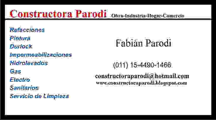 Constructora Parodi