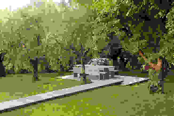 Terramanus Landschaftsarchitektur Modern Garden