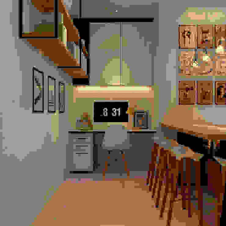 workstation Norm designhaus Scandinavian style study/office