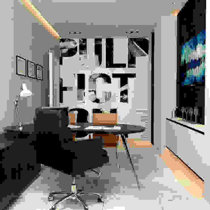 director room Norm designhaus Scandinavian style study/office