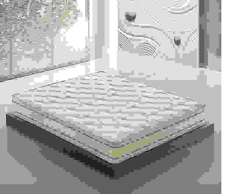 ERMES 現代臥室床墊: 斯堪的納維亞  by 北京恒邦信大国际贸易有限公司, 北歐風