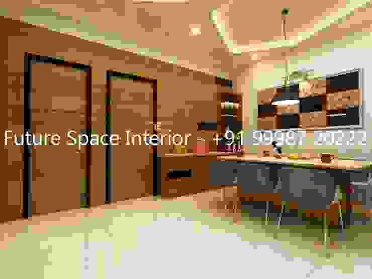 Interiors Future Space Interior Scandinavian style dining room