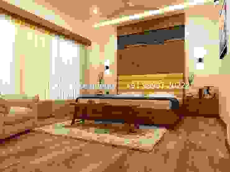 Interiors Future Space Interior Asian style bedroom
