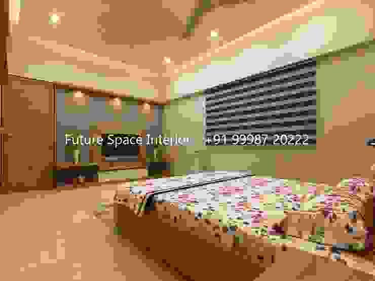 Interiors Future Space Interior Modern style bedroom