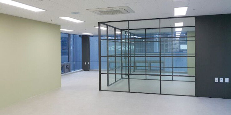 강남 논현동 사무실 by 디자인모리 모던