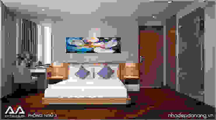 Thiết kế khách sạn 3 sao Đà Nẵng bởi AVA Architects