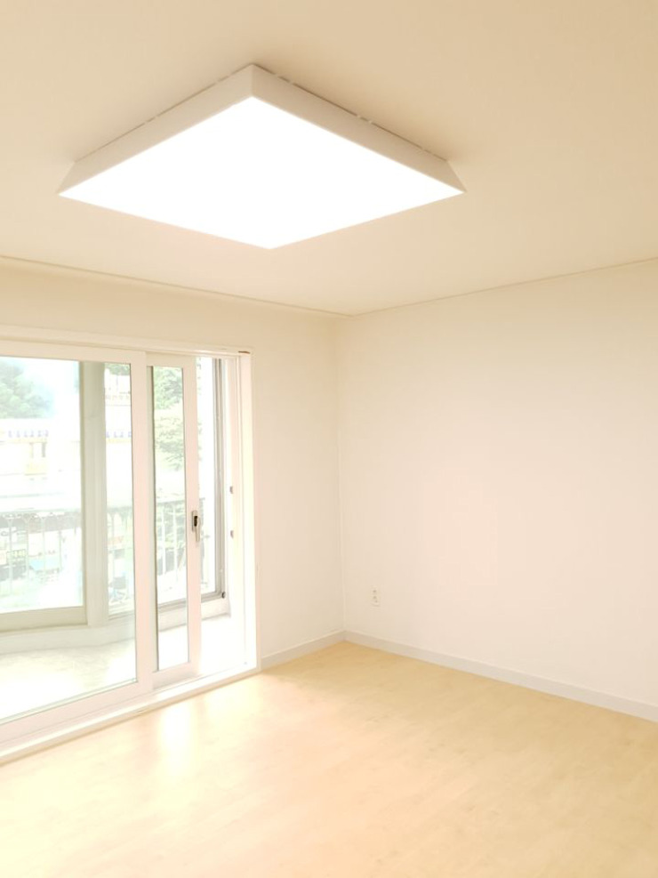 수서삼성아파트 32평 모던스타일 미디어 룸 by 디자인모리 모던