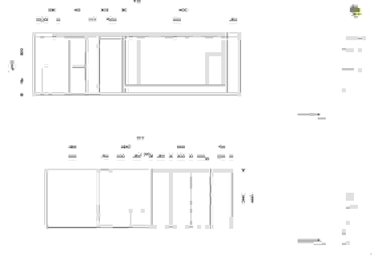 요가 스튜디오: 디자인모리의 현대 ,모던