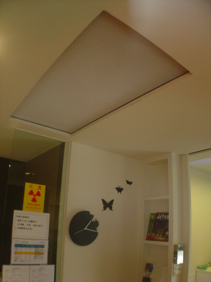醫學級室內裝修設計 根據 leker.com 隨意取材風