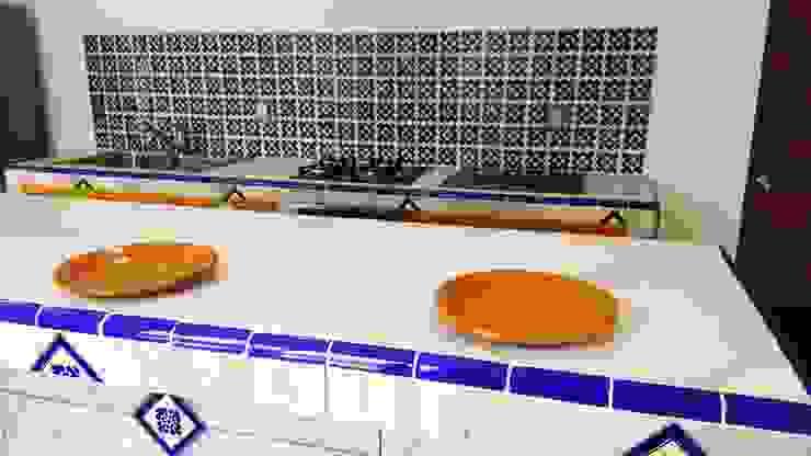 Casa Chachapa Itech Kali Cocinas equipadas Mármol Blanco