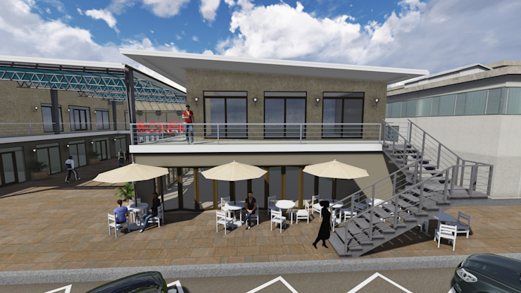 Boxer Group Kokstad by A&L 3D Specialists Modern