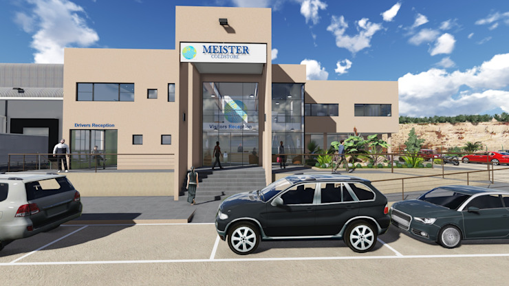 Meister Cold Store Durban by A&L 3D Specialists Industrial