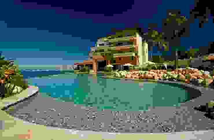 Garza Blanca Albercas tropicales de Facere Arquitectura Tropical