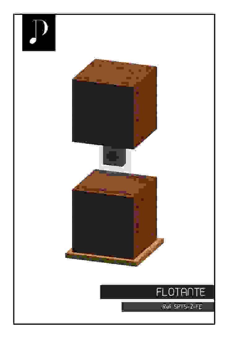 Diseño renderizado D-fi Sound