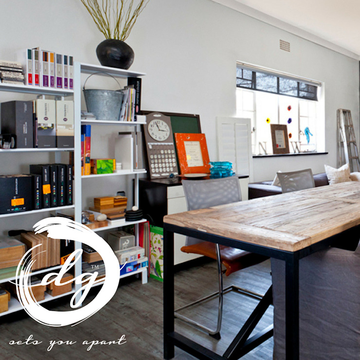 The Interior Designer's Office by Deborah Garth Interior Design International (Pty)Ltd