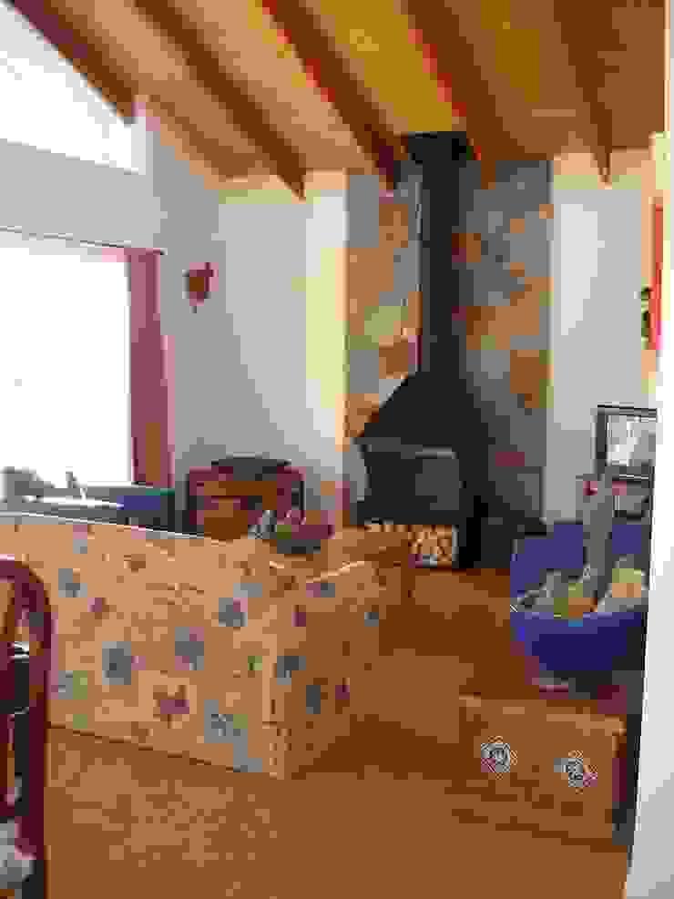 BOSCA Livings de estilo clásico de ARKITEKTURA Clásico Pizarra