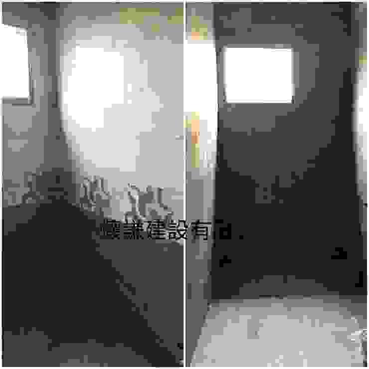 浴室磁磚完工 懷謙建設有限公司