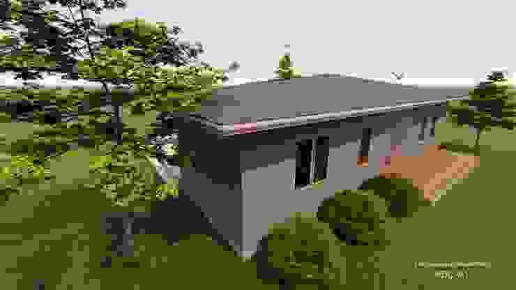 รับออกแบบและก่อสร้างบ้านสไตล์โมเดิร์น ภาคเหนือ โดย คิดดี ดีไซน์ แอนด์ คอนสตรัคชั่น โมเดิร์น