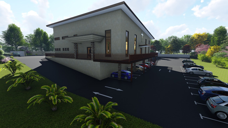 Church in Pinetown by A&L 3D Specialists