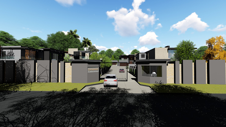 Deleopment in JHB by A&L 3D Specialists
