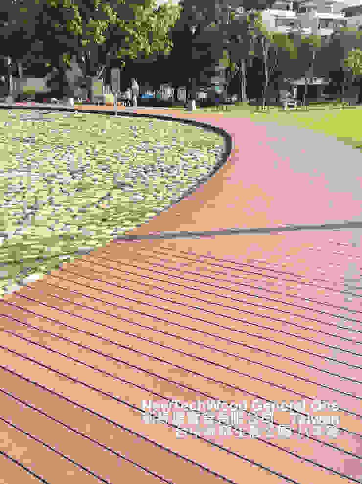 台中新都生態公園—地板工程 根據 新綠境實業有限公司