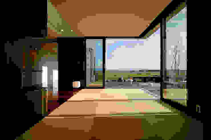 Takeru Shoji Architects.Co.,Ltd Media room