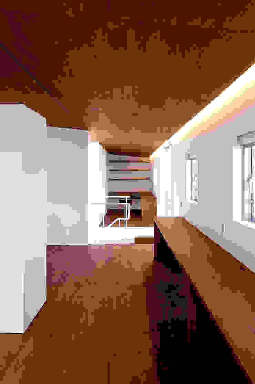 Takeru Shoji Architects.Co.,Ltd Nursery/kid's room