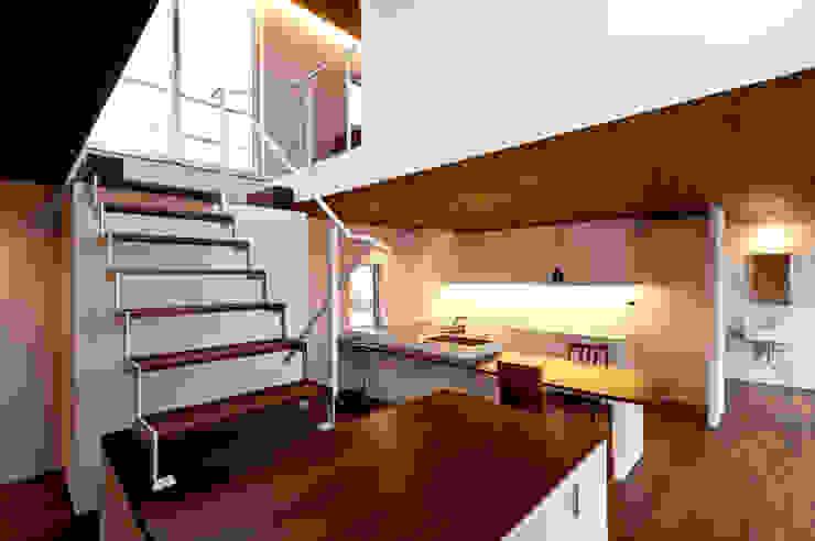Takeru Shoji Architects.Co.,Ltd Kitchen
