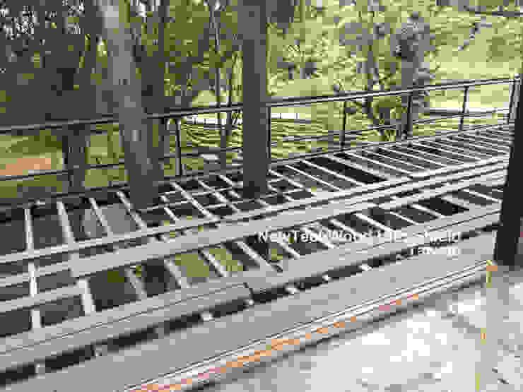 熊空間休閒茶園—地坪工程 根據 新綠境實業有限公司