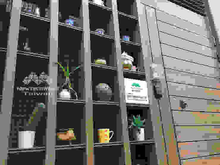 新綠境實業有限公司-大門翻新 根據 新綠境實業有限公司 日式風、東方風 塑木複合材料