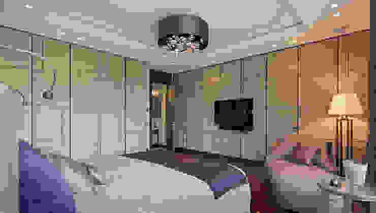 Chambre moderne par Art-In Moderne