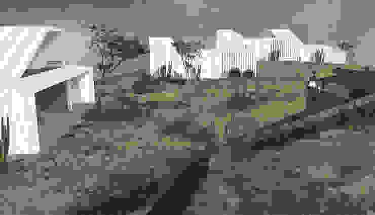Vista de LEON CAMPINO ARQUITECTURA SPA Moderno