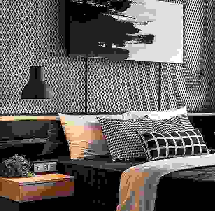 Bed: ทันสมัย  โดย walkinterior , โมเดิร์น