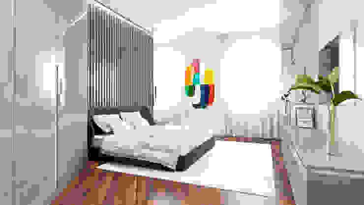 Donna - Exclusividade e Design Modern style bedroom