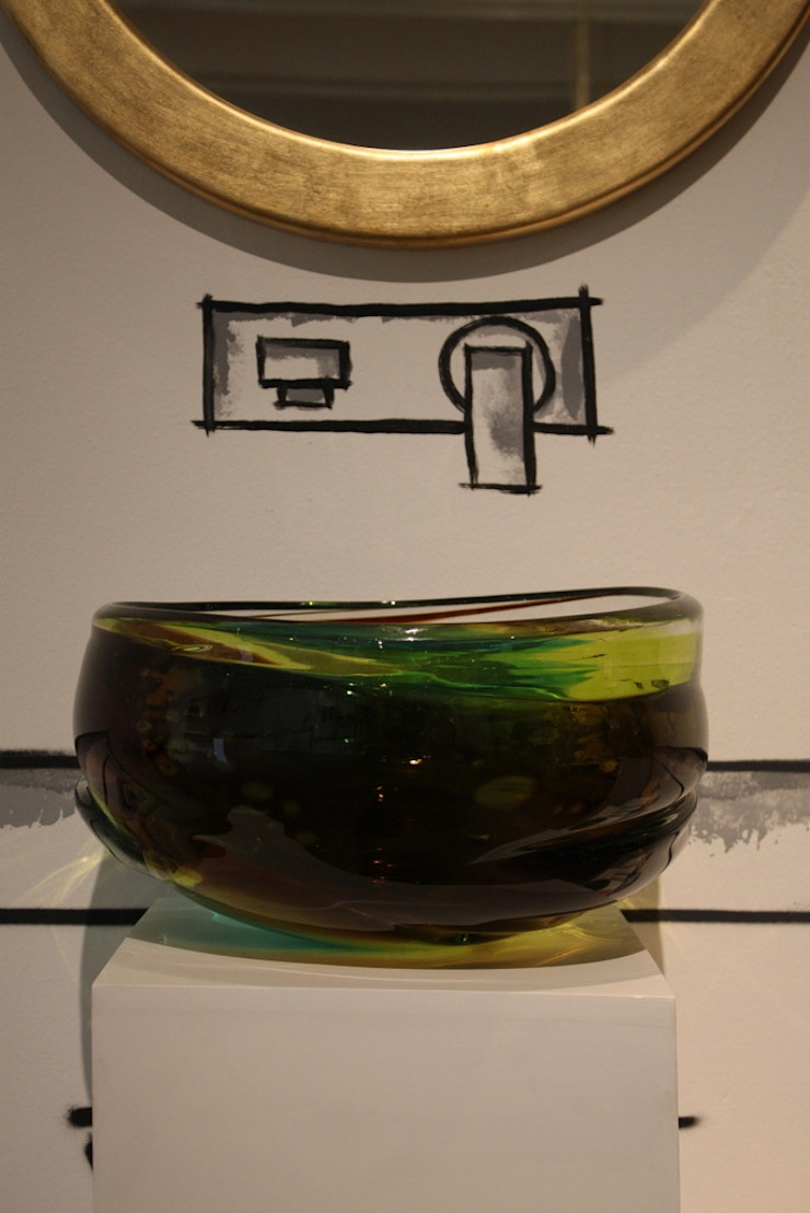 Xaquixe BathroomDecoration Glass