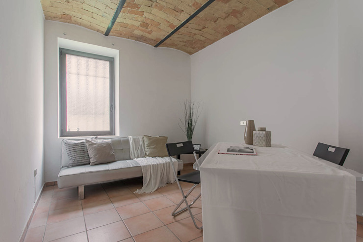 Habitat Home Staging & Photography Ruang Keluarga Modern