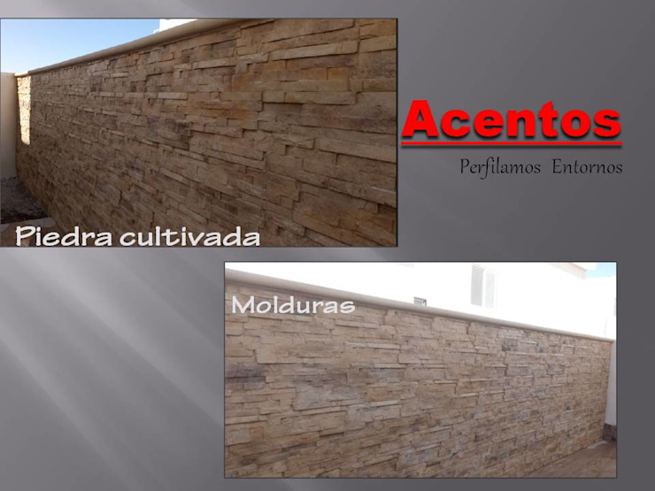 Modern houses by ACENTOS Modern